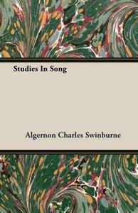 Studies In Song