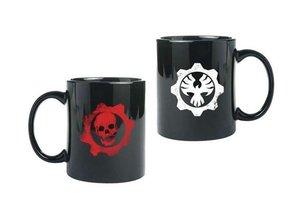 Gears of War 4 - Tasse / Kaffeebecher - Logos