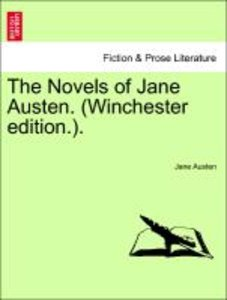 The Novels of Jane Austen. (Winchester edition.). Vol. X.
