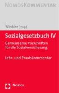 Sozialgesetzbuch IV - SGB