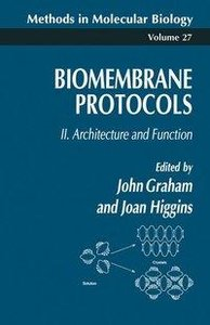 Biomembrane Protocols