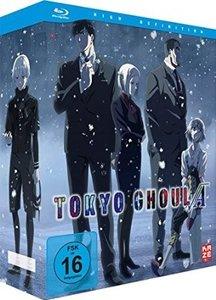 Tokyo Ghoul Root A (2. Staffel) - Blu-ray 1 + Sammelschuber