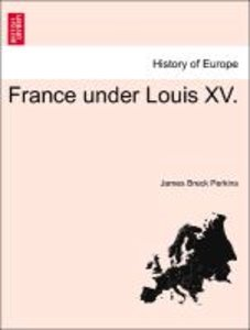 France under Louis XV.