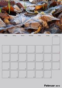 Flori0: Zeitgewinn (Mein Terminplaner) (Wandkalender 2015 DI