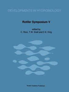 Rotifer Symposium V