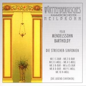 Die Streicher-Sinfonien