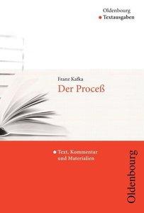 Der Process (Textausgaben)