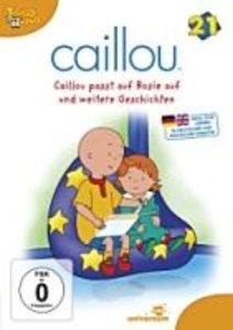 Caillou 21:Caillou passt auf Rosie auf und weitere