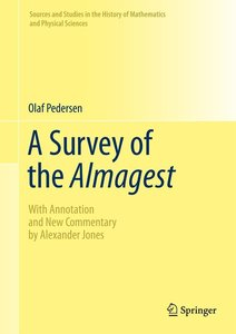 A Survey of the Almagest