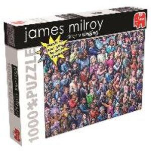 Jumbo 17292 - James Milroy Title
