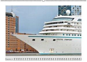 Kulartz, R: Blaues Band - Kreuzfahrtschiffe (Wandkalender 20