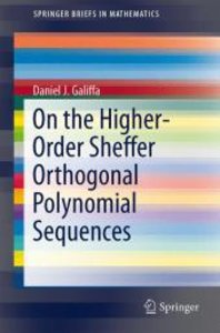 On the Higher-Order Sheffer Orthogonal Polynomial Sequences