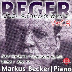 Das Klavierwerk Vol.8