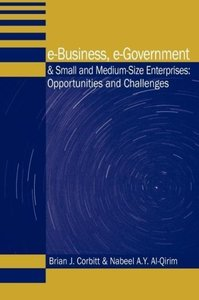 E-Business, E-Government & Small and Medium-Size Enterprises: Op