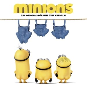 Minions-Das Original-Hörspiel Zum Kinofilm