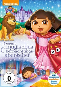 Dora: Magisches Übernachtungsabenteuer