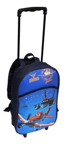 Disney Planes Trolley-Rucksack, blau
