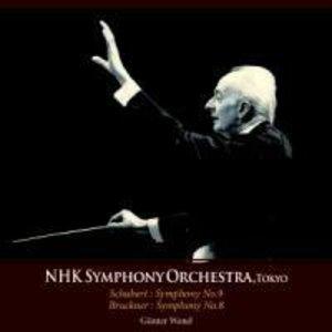 Sinfonie 9 C-Dur/Sinfonie 8 c-moll