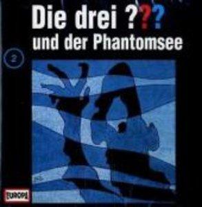 Die drei ??? 002 und der Phantomsee (drei Fragezeichen). CD