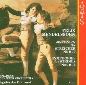 Steichersinfonien 9-10