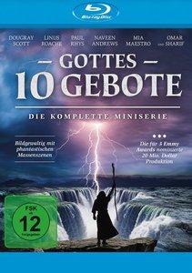 Gottes 10 Gebote-Blu-ray Disc