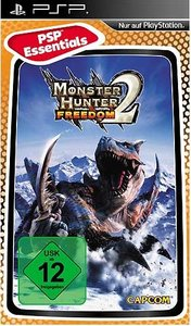 Monster Hunter: Freedom 2 (Essentials)