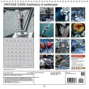 VINTAGE CARS Aesthetics of yesteryear (Wall Calendar 2015 300 ×
