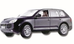Cars & Co. 327 0579 - Welly: Porsche Cayenne Turbo