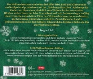 (1)Original Hörspiel zur TV Serie - Die Weihnachtsmann-Prüfung
