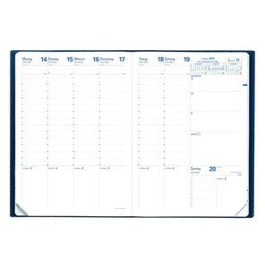 Prenote Schreibtisch-Terminkalender 2016 Impala schwarz