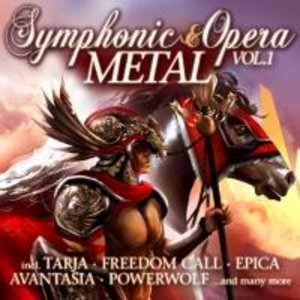 Symphonic & Opera Metal Vol.1