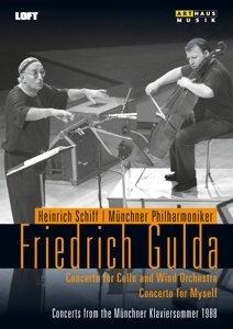 Concerto for Cello and Wind Orchestra