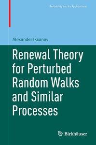 Renewal Theory for Perturbed Random Walks and Similar Processes