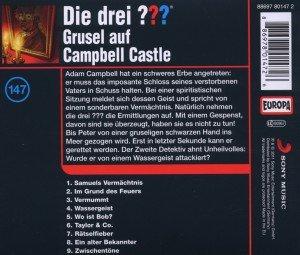 147/Grusel auf Campbell Castle