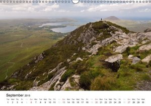 Greetings from IRELAND 2015 (Wall Calendar 2015 DIN A3 Landscape