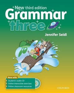 Grammar. New Edition. Grammar Three