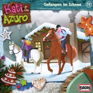 Kati & Azuro 11. Gefangen im Schnee