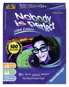 Nobody is perfect - Mini