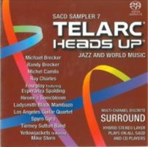 Various: Telarc Jazz & World SACD Sampler