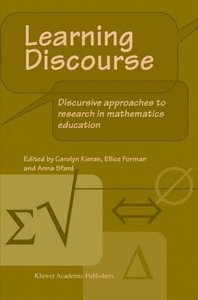 Learning Discourse