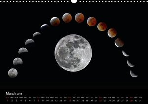 Deep Sky Impressions (Wall Calendar 2015 DIN A3 Landscape)