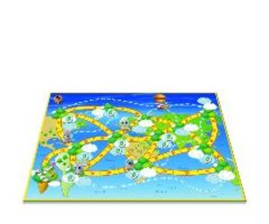 Noris 606017350 - YooHoo & Friends - Reise um die Welt