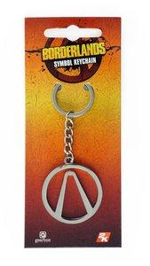 Borderlands - Keychain / Schlüsselanhänger - Symbol