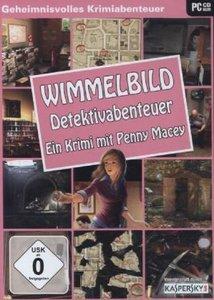 Wimmelbild Detektivabenteuer - Krimi mit Penny Macey