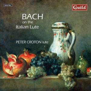 Bach:On The Italian Lute