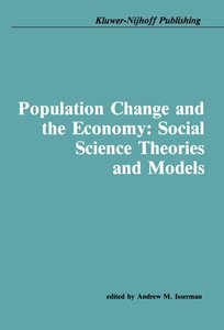 Population Change and the Economy: Social Science Theories and M