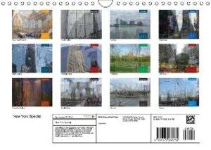 New York Special (Wall Calendar 2015 DIN A4 Landscape)