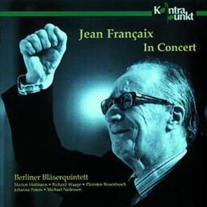 Jean Francaix In Concert