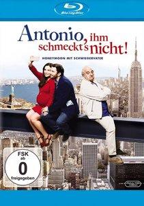 Antonio, Ihm schmeckts nicht!