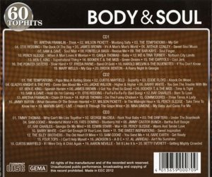 60 Top-Hits Body & Soul